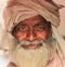 Stock Image : Indian rickshaw owner