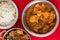 Stock Image : Indo-Chinese garlic chicken