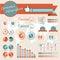 Stock Image : Info graphics elements