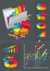 Stock Image : Infographic Set - Colorful Charts