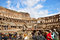 Stock Image : Inside of the Colosseum, Rome, Italy