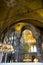 Stock Image : Interior of Hagia Sophia Istanbul