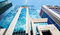Stock Image : International Bank of Azerbaijan office on
