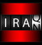 Stock Image : Iraq Iran Ticker