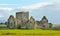 Stock Image : Irish ruins