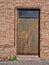 Stock Image : Iron door
