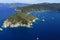 Stock Image : Isola d'Elba-capo d'Enfola
