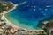 Stock Image : Isola d'Elba-Cavoli beach