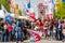 Stock Image : Italian festival
