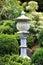 Stock Image : Japanese garden lamp
