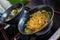 Stock Image : Japanese style noodle ramen set