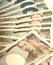 Stock Image : Japanese Yen
