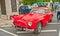 Stock Image : Jensen sportów samochód