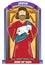 Stock Image : JESUS - Bible Character