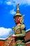 Stock Image : Jiant statue