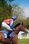 Stock Image : Jockey