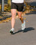 Stock Image : Jogging no games