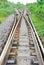 Stock Image : Junction railway