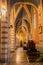 Stock Image : Jundiai Cathedral Sao Paulo Brazil