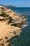 Stock Image : Kauai's Rocky Coast