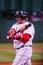 Stock Image : Kevin Millar Boston Red Sox