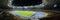 Stock Image : Kiev soccer arena, panorama