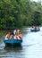 Stock Image : Kinabatangan River Safari