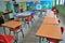 Stock Image : Kindergarten class