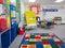Stock Image : Kindergarten Classroom