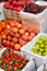 Stock Image : Kinds of fresh fruit in sell
