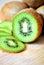 Stock Image : Kiwi fruit