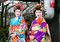 Stock Image : KIYOMIZUDERA GEISHA