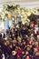 Stock Image : Klanten in Macy op Thanksgiving day, 28 November, 2013