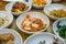 Stock Image : Korean food Kimchi