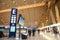 Stock Image : Kunming International Airport long water