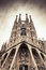 Stock Image : La Sagrada Familia