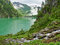 Stock Image : The lake Lago Alpe dei Cavalli