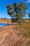 Stock Image : Lake Pinaroo
