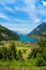Stock Image : Landscape view near Alps in Grindelwald