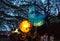 Stock Image : Lantern parade
