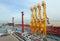 Stock Image : Large crude oil terminal