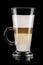 Stock Image : Latte macchiato