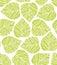 Stock Image : Leaf pattern