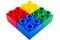 Stock Image : Lego Building Blocks
