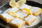 Stock Image : Lemon Bars