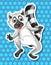 Stock Image : Lemur
