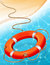 Stock Image : Lifebuoy