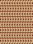 Light brown twisted long rhombus background