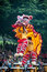 Stock Image : Lion dance