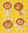 Stock Image : Lion